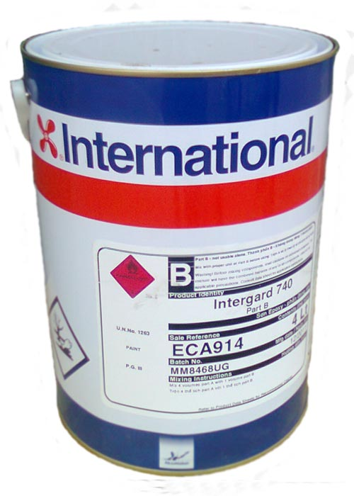Internationla - Intergard 740 - ECA9194